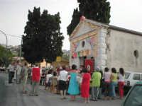 TIPICA FESTA PATRONALE CHE HA LUOGO FRA LA TERZA E LA QUARTA DOMENICA DI AGOSTO  - Marineo (2784 clic)
