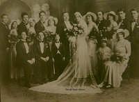 Matrimonio di Emigrati in America http://www.kemonia.eu/ http://www.miniera.eu/  - Bisacquino (10200 clic)