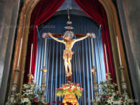 Il Miracoloso Crocifisso che si venera presso la Collegiata di Monreale e che viene portato ogni anno in solenne processione per il 3 maggio!  - Monreale (8314 clic)