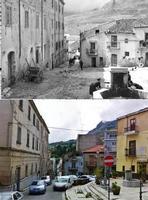 Una vita fa... Due mondi che ancora si riconoscono.  - Piana degli albanesi (1869 clic)