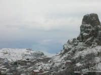 panorama innevato  - San  fratello (5313 clic)