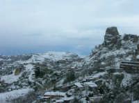 panorama innevato  - San  fratello (5886 clic)