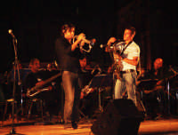Francesco Cafiso & Dino Rubino www.myspace.com/dinorubino  - Adrano (6091 clic)