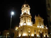 chiesa madre adornata a festa  - Biancavilla (3314 clic)