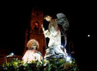 Cristo nell'orto uno dei tre misteri del venerdi santo  - Biancavilla (2117 clic)