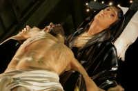 Madonna dello Spasimo uno dei tre misteri del venerdì santo  - Biancavilla (2446 clic)