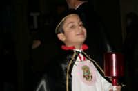 Confrate della confraternita di Maria SS del Rosario  Processione dei tre misteri del venerdý santo  - Biancavilla (2106 clic)