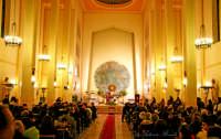Ciesa Sacratissimo Cuore di Gesù Biancavilla Inizio anno Giubilare del 50° anniversario  - Biancavilla (1693 clic)