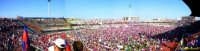 Stadio Cibali in festa per la promozione in serie A del Catania. Giugno 2006  - Catania (1696 clic)