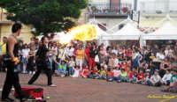 show alla sagra della fragola 2007  - Maletto (6538 clic)