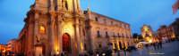 Ortigia piazza Duomo  - Siracusa (1276 clic)