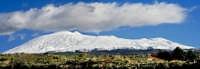panorama innevato  - Biancavilla (6618 clic)