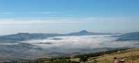 lago di nebbia  - Nicosia (5172 clic)