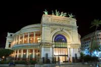 Teatro Politeama PALERMO ANTONIO biondi