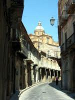 La cattedrale...  - Piazza armerina (4178 clic)