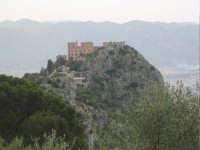 Castello Utveggio visto dall'Acchianata  - Palermo (4013 clic)