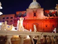 La fontana ritrovata - Fontana Pretoria  - Palermo (3528 clic)