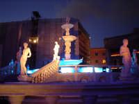 La fontana ritrovata - Fontana Pretoria PALERMO Luigi Farina