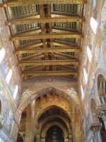 Interno del del Duomo di Monreale  - Monreale (1200 clic)