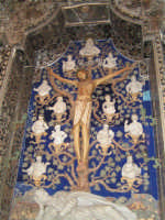 Interno del del Duomo di Monreale  - Monreale (1568 clic)