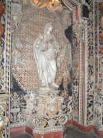Interno del del Duomo di Monreale  - Monreale (1250 clic)