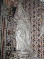Interno del del Duomo di Monreale  - Monreale (1309 clic)