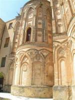 Vista laterale del Duomo di Monreale  - Monreale (1626 clic)