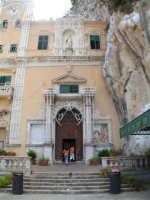 Il Santuario di Santa Rosalia sul Monte Pellegrino  - Palermo (7891 clic)
