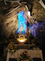 Grotta e altare di Santa Rosalia  - Palermo (5487 clic)