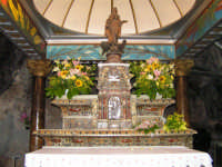Altare di Santa Rosalia  - Palermo (3083 clic)