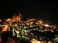 Caltabellotta: Panorama notturno  - Caltabellotta (1384 clic)