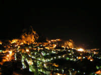 Caltabellotta: Panorama notturno  - Caltabellotta (1378 clic)