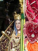 Festa di Maria SS. dei Miracoli e del SS. Crocifisso, protettori di Caltabellotta: Particolare  - Caltabellotta (2052 clic)