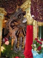 Festa di Maria SS. dei Miracoli e del SS. Crocifisso, protettori di Caltabellotta: il simulacro del SS. Crocifisso  - Caltabellotta (1396 clic)