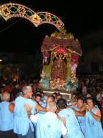 Festa di Maria SS. dei Miracoli e del SS. Crocifisso, protettori di Caltabellotta: il simulacro di Maria SS. dei Miracoli  - Caltabellotta (1433 clic)
