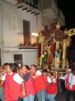 Festa di Maria SS. dei Miracoli e del SS. Crocifisso, protettori di Caltabellotta: il simulacro del SS. Crocifisso  - Caltabellotta (1789 clic)
