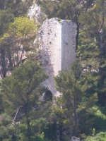 La torre del Castello della Regina Sibilla  - Caltabellotta (1370 clic)