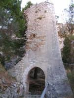 Il portale di accesso al Castello di Caltabellotta  - Caltabellotta (1367 clic)