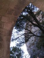 Vista dal portale di accesso al Castello di Caltabellotta  - Caltabellotta (1399 clic)
