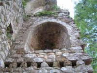 Particolare del portale di accesso al Castello di Caltabellotta  - Caltabellotta (1426 clic)