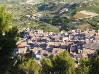 Caltabellotta vista dal Castello di Caltabellotta  - Caltabellotta (2074 clic)