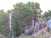 Scorcio di paesaggio visto dal Castello di Caltabellotta  - Caltabellotta (1623 clic)
