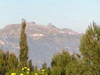 Caltabellotta: Veduta dal Monte San Calogero  - Caltabellotta (1267 clic)