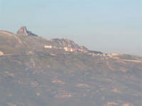 Caltabellotta: Veduta dal Monte San Calogero  - Caltabellotta (1299 clic)