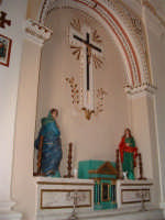 Caltabellotta: Interno Chiesa di San Pellegrino  - Caltabellotta (1253 clic)