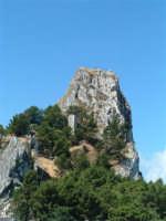 Caltabellotta: Torre del castello  - Caltabellotta (1217 clic)