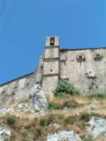 Caltabellotta: Campanile dell'Eremo di San Pellegrino  - Caltabellotta (1198 clic)