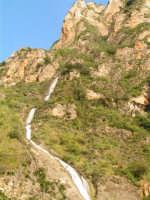 Spettacolare cascata che confluisce del fiume Sosio  - San carlo di chiusa sclafani (1953 clic)