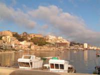 Il porto di Sciacca al tramonto  - Sciacca (1691 clic)