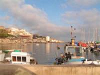 Il porto di Sciacca al tramonto  - Sciacca (1850 clic)